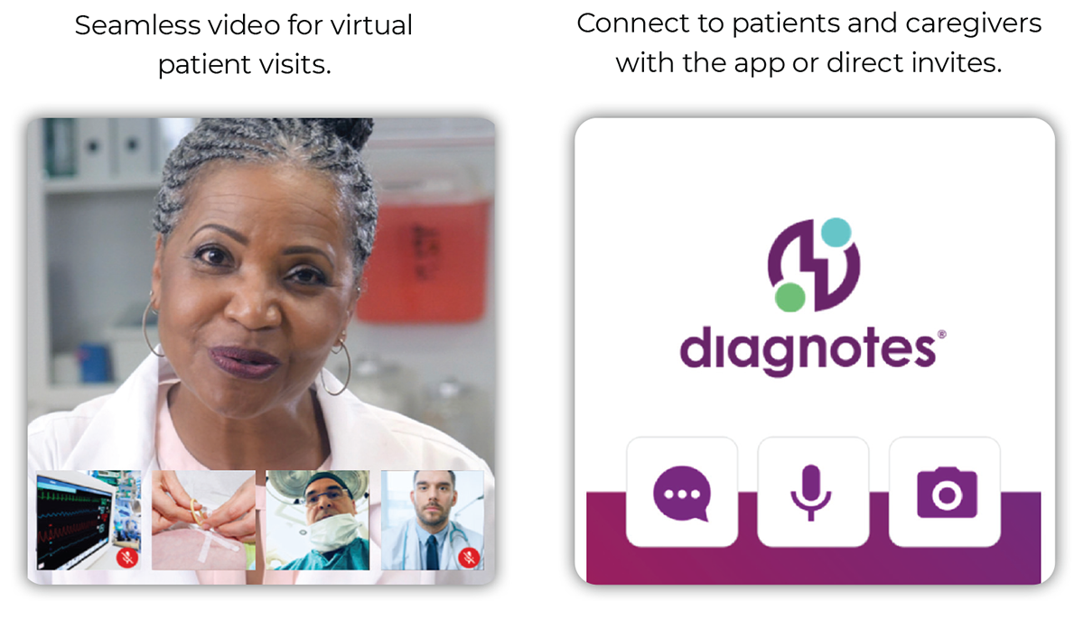 Increase patient engagement and simplify clinicial patient communication