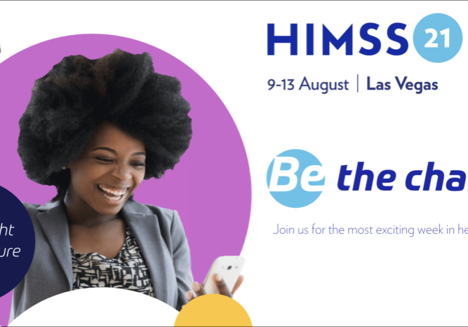 HIMSS 21 Global Health Conference & Exhibition
